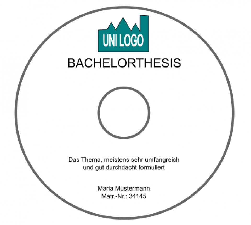 Bachelorarbeit cd ghostwriter samuel l jackson